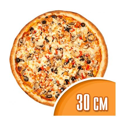 Средняя пицца (30 см)